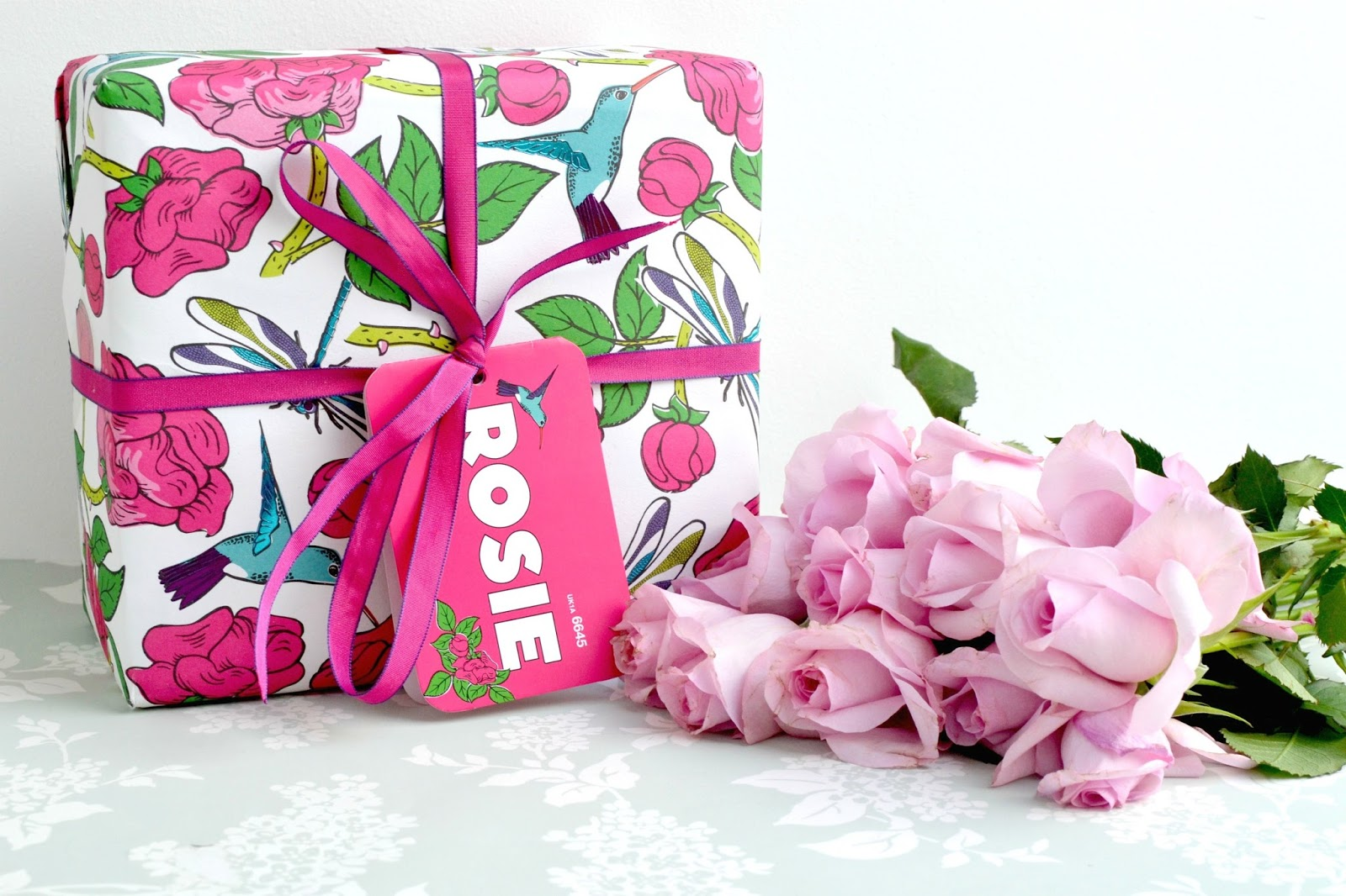 Beauty Review: Lush's Rosie Gift!
