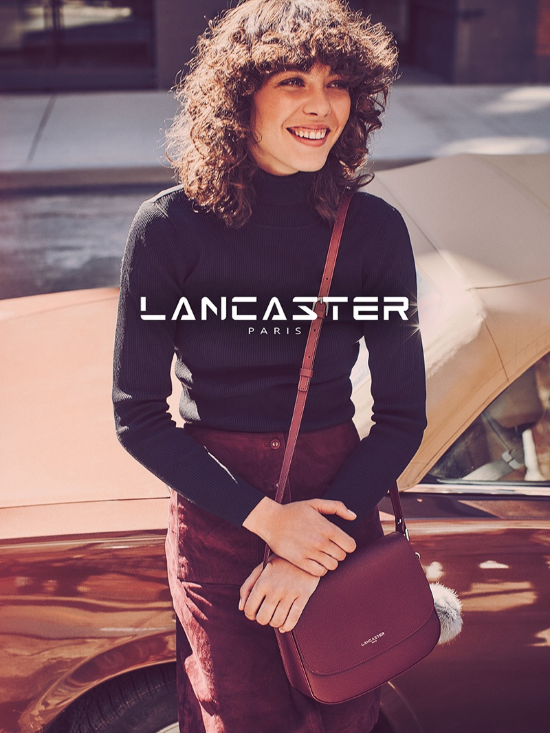 Lancaster Paris Fall/Winter 2016 Campaign