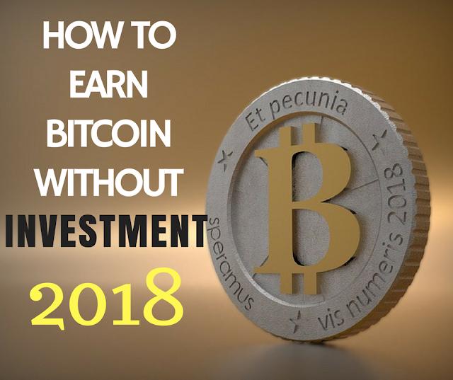 Earn Bitcoin in Pakistan 2018