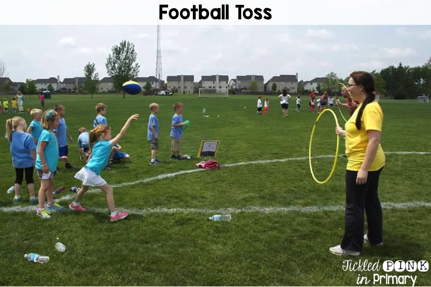 12 FREE Field Day Station Signs and Game Ideas  The TpT Blog