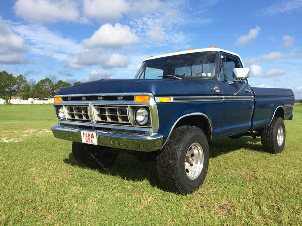 1977 f150 suspension diagram 4x4 barn find, 1977 ford f150 4x4 ranger xlt | auto restorationice ignition switch wiring diagram for 1977 f150
