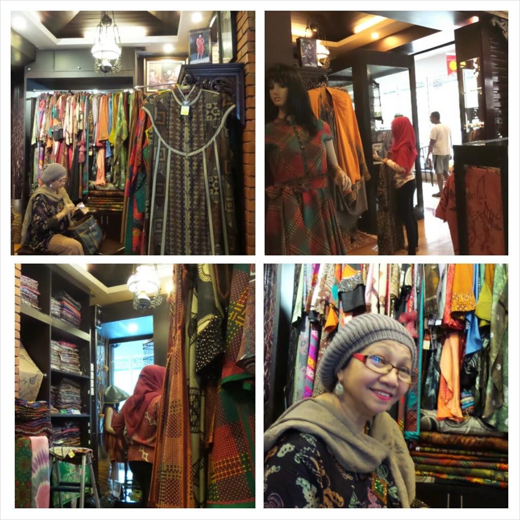 Kalap Belanja Batik Di Sentra Batik Setono Dan International Batik