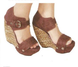 Tips memilih sepatu sesuai bentuk kaki