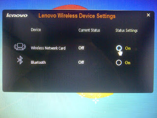 lenovo wireless