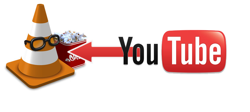 method of watching movies in YouTube on the VLC program