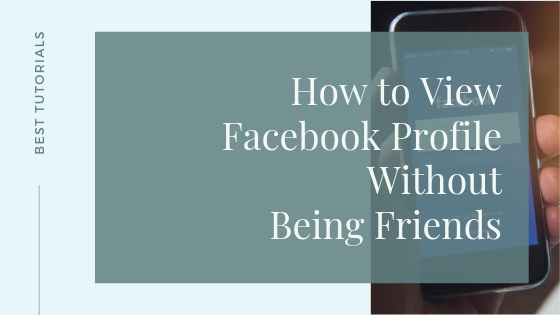How To View Private Facebook Pictures Without Being A Friend<br/>