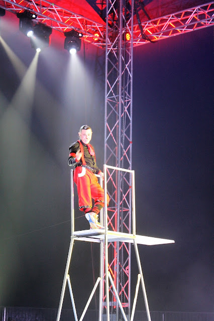 Cirque Italia Clown
