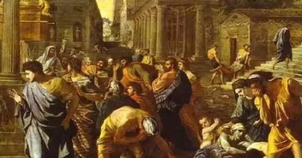 Ο λοιμός στην αρχαία Αθήνα του Περικλή ήταν… Άλλος ένας βιολογικός πόλεμος!!!