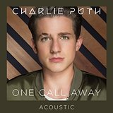Download Charlie Puth One Call Away Free Sheets PDF