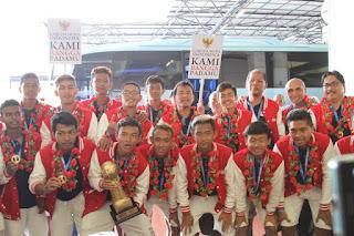 Indonesia Juara Gothia Cup