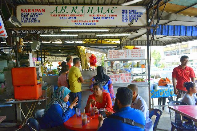 Nasi-Ambang-Sri-Terbrau-Market-AB-Rahmat-Stall