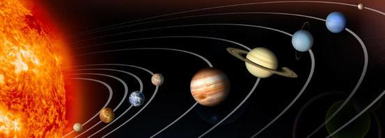 Disa fakte interesante për planetet e sistemit diellor