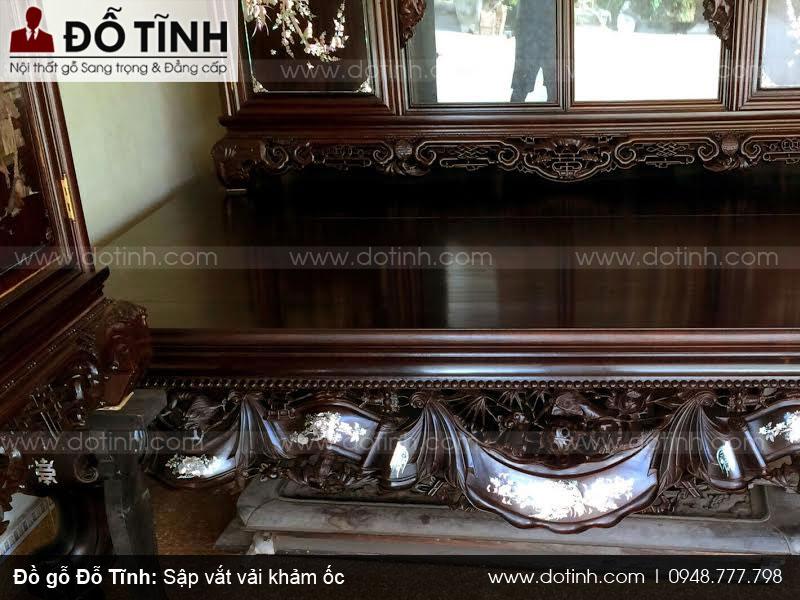 TOP 3 mẫu sập gỗ đẹp nhất Việt Nam giá tốt, đáng mua