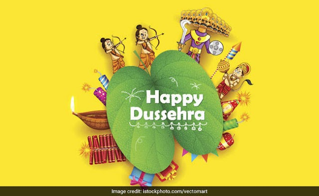 Happy Dussehra: Wishes, Facebook and Whatsapp Messages, Status, HD Wallpapers, Images and Greetings for your loved ones