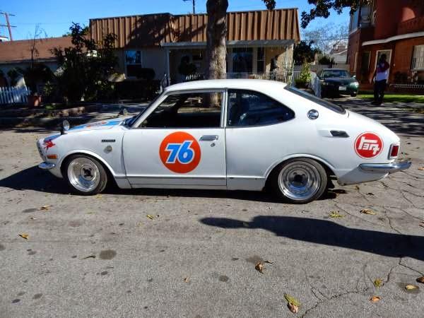 Auto Restorationice: Toyota