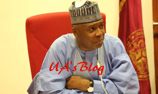 Saraki reacts to Supreme Court victory, says anti-corruption war targeting perceived political opponents