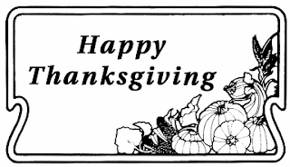 thanksgiving cliparts for facebook
