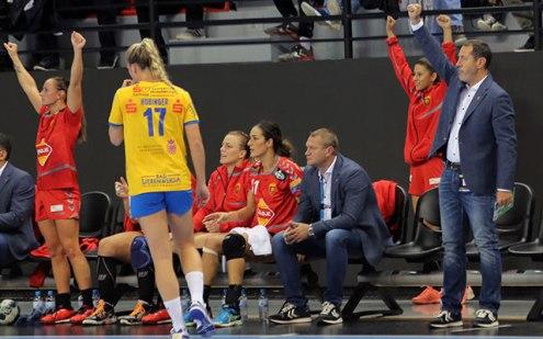 Handball: Vardar roll over Leipzig