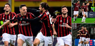 AC Milan vs Sampdoria 1-0 Highlights