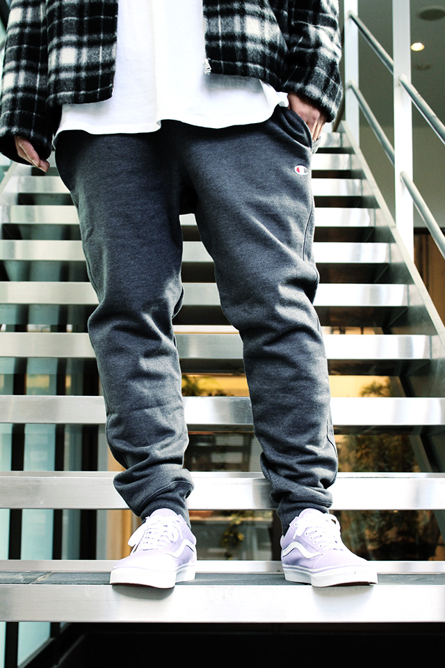 champion reverse weave jogger sweat pants チャンピオン adidas アディダス