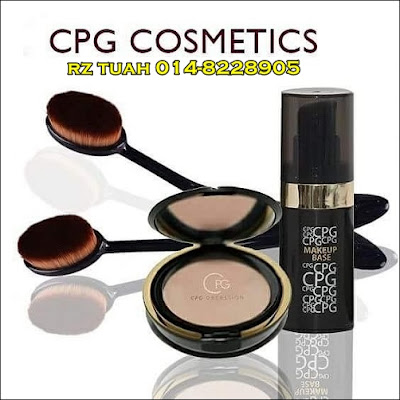 cik puan gojes cpg makeup base compact powder