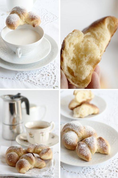 Cornetti per colazione