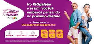 Promoção Viva Sua Próxima Viagem Rio Galeão