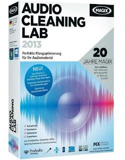 تحميل برنامج تنقية الصوت المسجل من التشويش 2013 مجانا Download Sound Cleaner