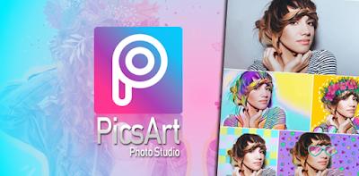 PicsArt Photo Studio Premium Apk Full Versi Gratis