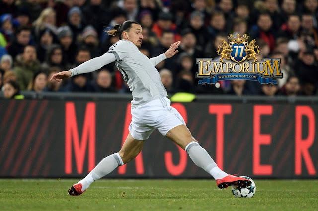 Ibrahimovic Menjadi Pemain Pertama Untuk 7 Klub Berbeda Di Liga Champions.