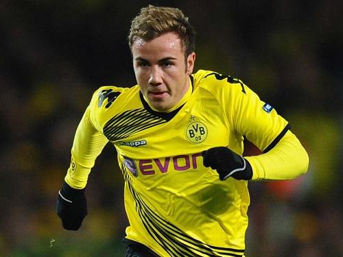 Phía Dortmund rất cần Gotze để tỏa sáng