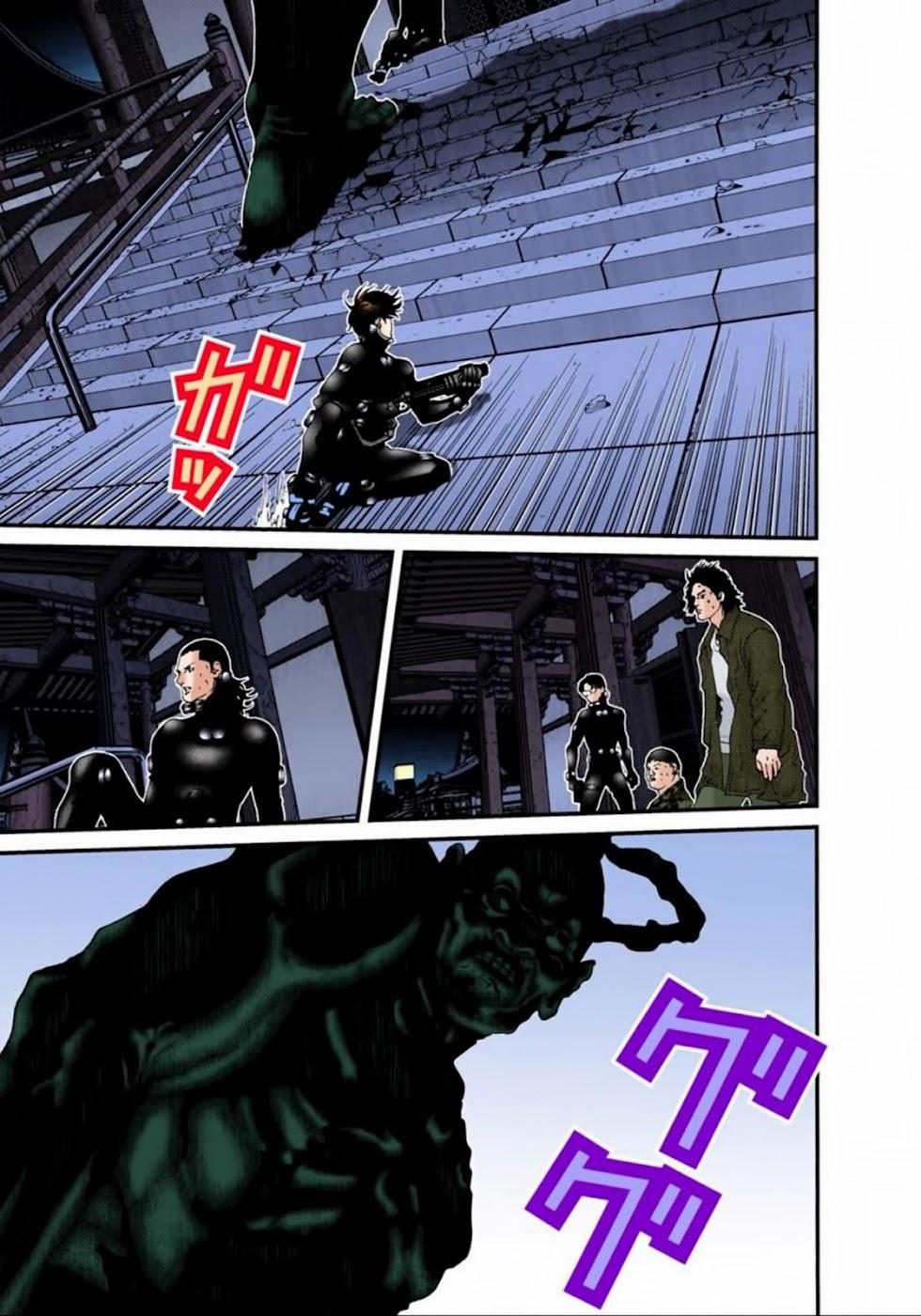Gantz Chap 64: Chiến đấu trang 16