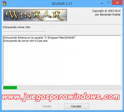 WinRAR v5.40 FINAL Full PC ESPAÑOL (32 y 64 Bits) 3