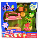 Littlest Pet Shop Gift Set Frog (#50) Pet