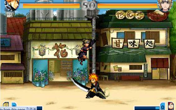 Game Bleach VS Naruto 2.9 - Chơi game Naruto 2.9 mới nhất a