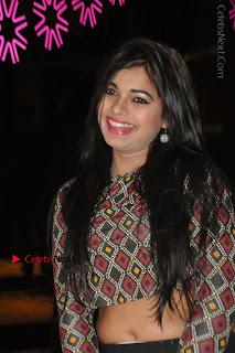 Indian Actress Model Naveena Jackson Latest Po Gallery in Black Mini Skirt  0021.JPG