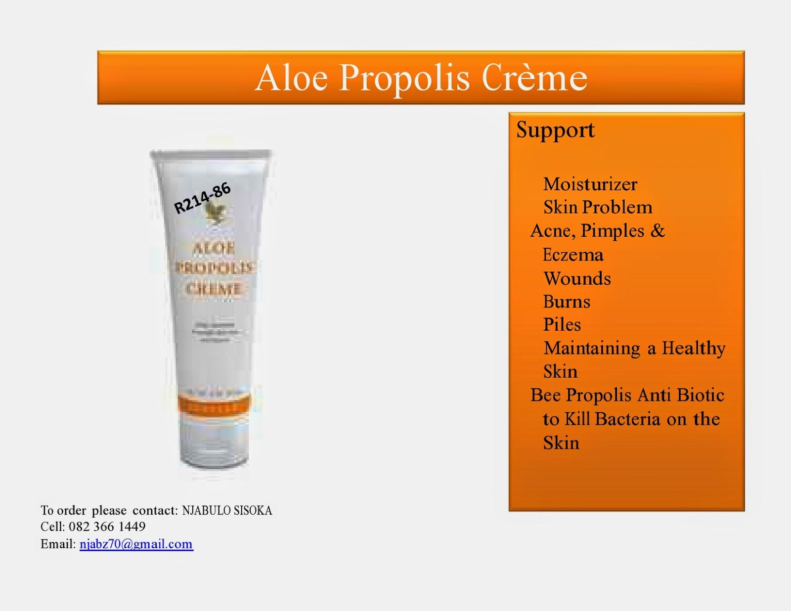 Fresh Aloe Vera Skin Lotion