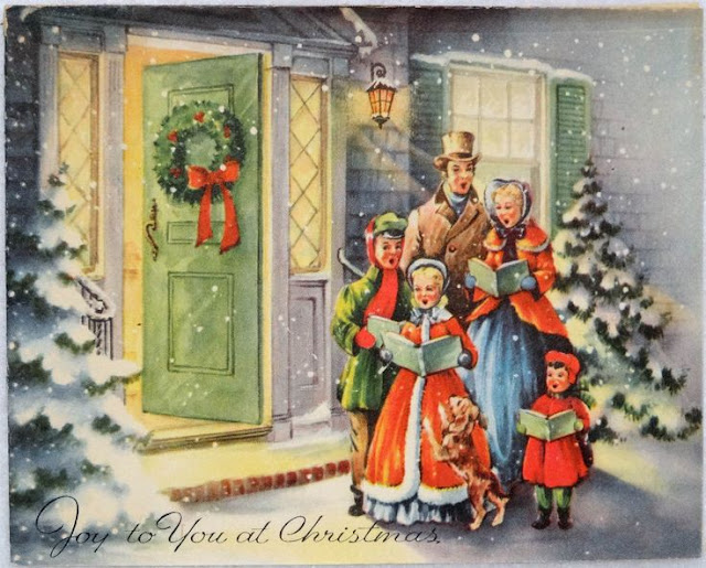 Harris Sisters GirlTalk: How to Have an Old-Fashioned Christmas