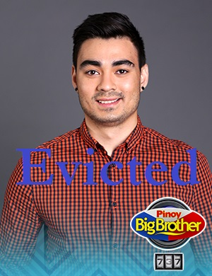 PBB 737 Reg 2nd Eviction Night Philip Lampart Evicted