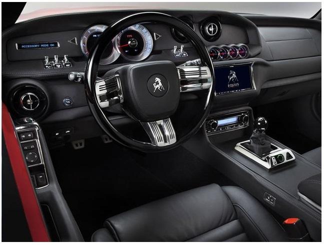 Superior Equus Bass770 Interior