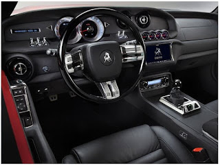 Equus Bass770 Interior