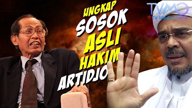 Kabar Hakim Artidjo Alkostar Pernah Jadi Penasihat FPI Berbuntut Panjang, Pihak Ahok Siapkan Ini....