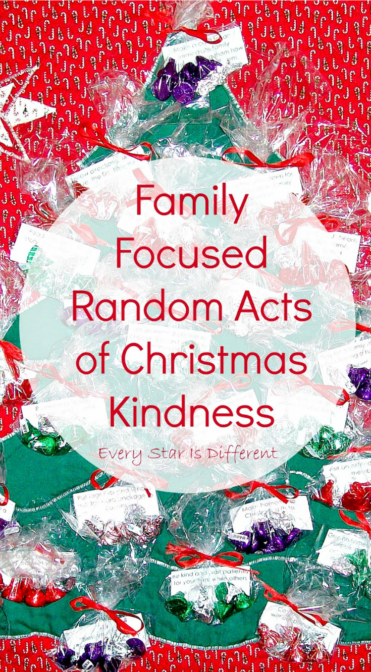 Family Focused Random Acts of Christmas Kindness - Every ...