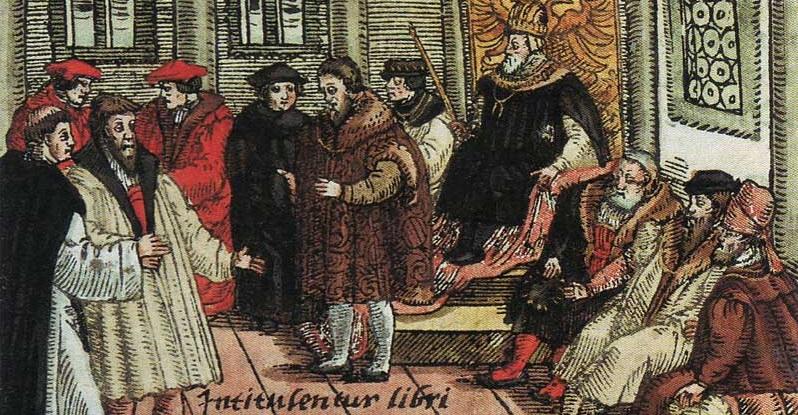 Beleidigung Mittelalter