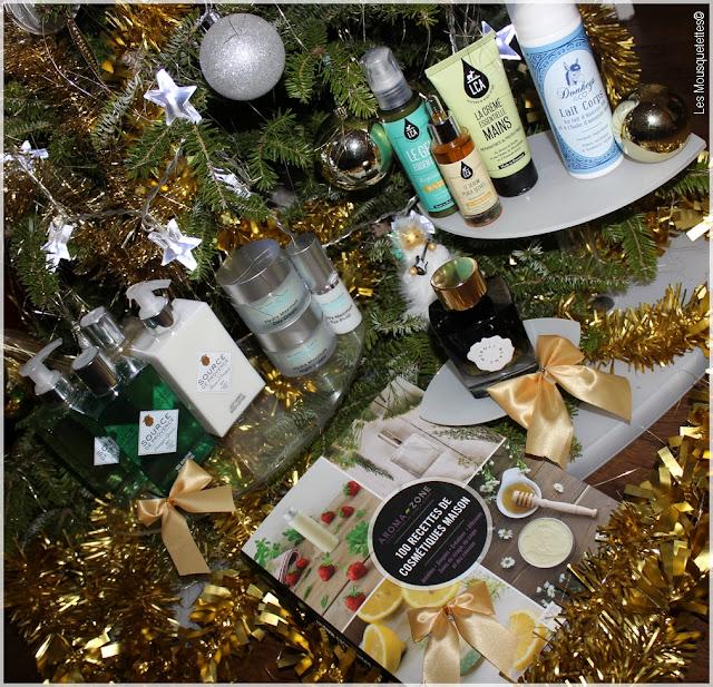 Idées cadeaux beauté pour Noël - Les Mousquetettes©