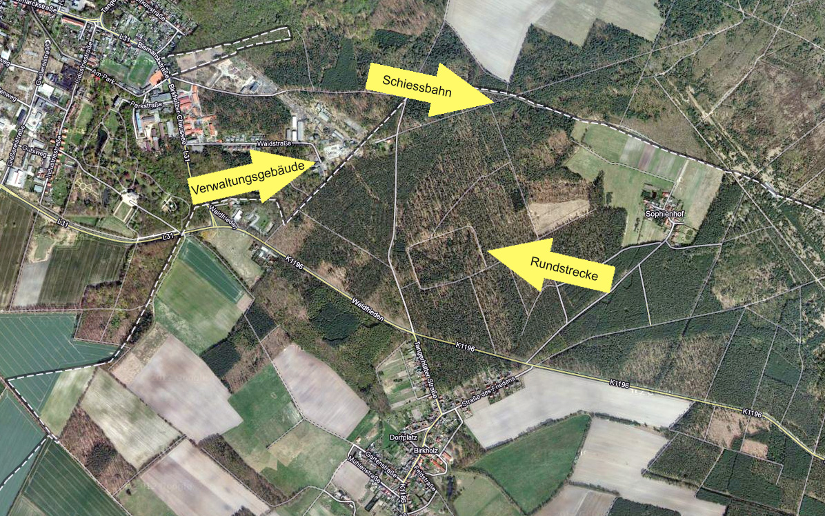 lost places karte Verlassene Orte in Brandenburg   Pixelgranaten