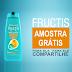 Amostras Grátis - Garnier Fructis Cresce Forte