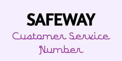 Phone Number For Safeway, Safeway Phone Number