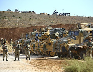Turkish deployment [invasion] in Syria's Idlib