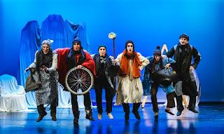 """""""Όνειρο καλοκαιρινής νύχτας"""" του Ουίλιαμ Σαίξπηρ, σε σκηνοθεσία Δημήτρη Αδάμη."""